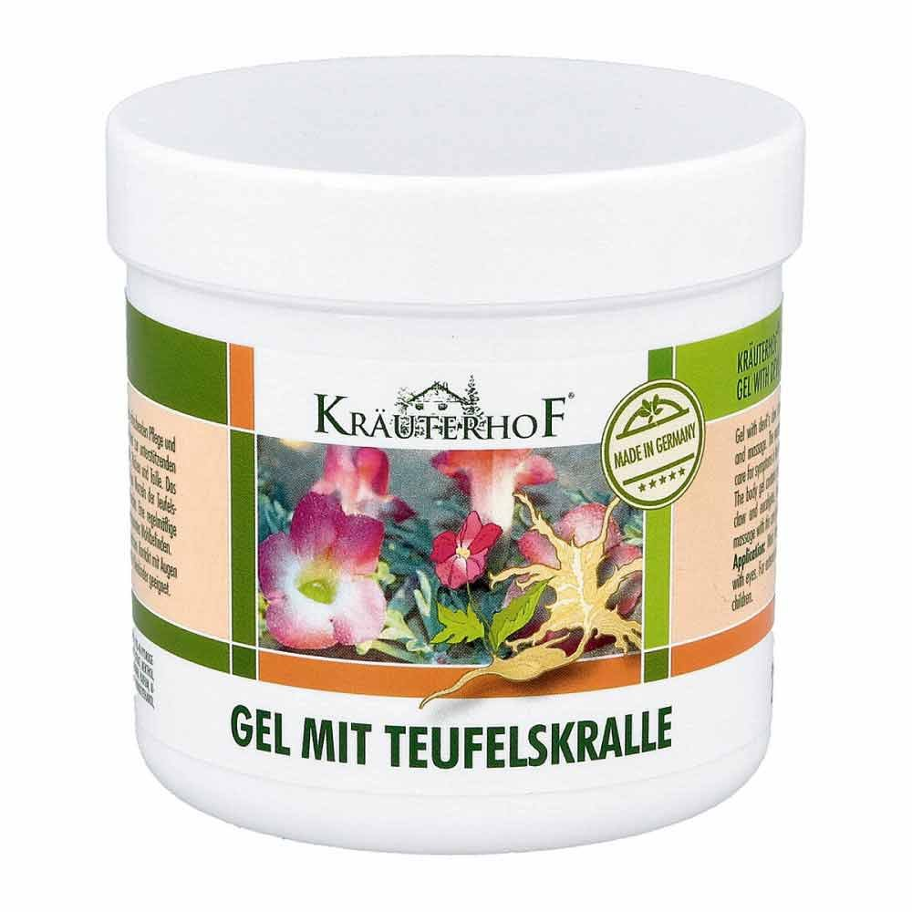teufelskralle gel kr uterhof 250 ml ihre g nstige online versand apotheke im internet. Black Bedroom Furniture Sets. Home Design Ideas