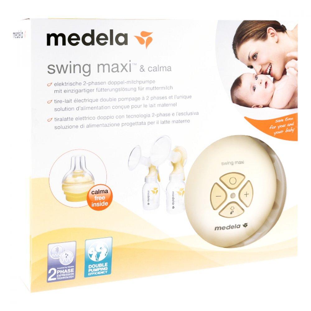 Wie kann ich meine Medela-Brustpumpe anhaken