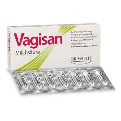 Vagisan Milchsäure Vaginalzäpfchen  bei Apotheke.de bestellen