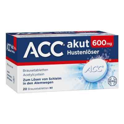 ACC akut 600mg Hustenlöser  bei Apotheke.de bestellen