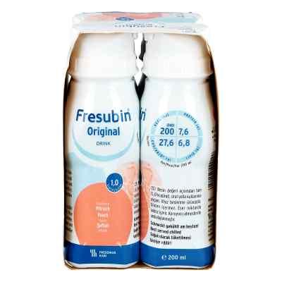 Fresubin Original Drink Pfirsich Trinkflasche  bei Apotheke.de bestellen