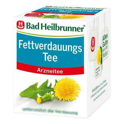Bad Heilbrunner Tee Fettverdauung Filterbeutel  bei Apotheke.de bestellen