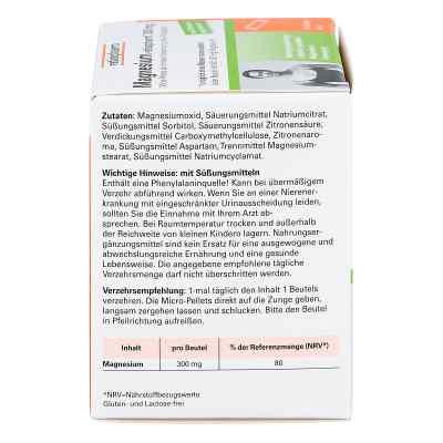 Magnesium Ratiopharm 300 mg Micro Pell.m.gran.  bei Apotheke.de bestellen