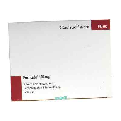 Remicade 100 mg Pulver zur, zum Herstell.e.Infusionslsg.  bei Apotheke.de bestellen