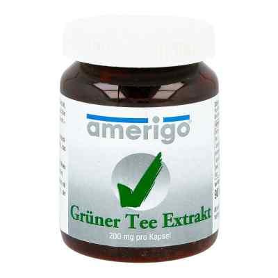 Grüner Tee Extrakt amerigo 200 mg Kapseln  bei Apotheke.de bestellen