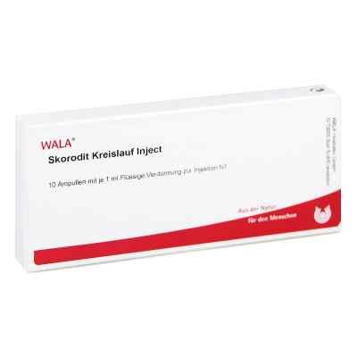 Skorodit Kreislauf Inject Ampullen  bei Apotheke.de bestellen