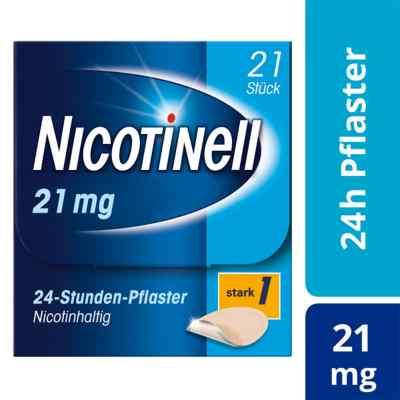 Nicotinell 21 mg (ehemals 52,5 mg) 24-Stunden-Pflaster  bei Apotheke.de bestellen