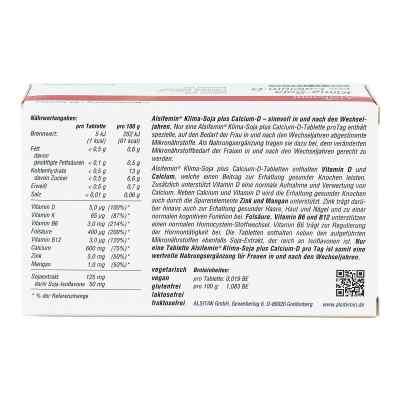 Alsifemin Klima Soja+calcium+d3 Tabletten  bei Apotheke.de bestellen