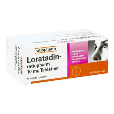 Loratadin-ratiopharm 10mg  bei Apotheke.de bestellen