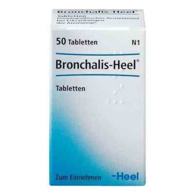Bronchalis Heel Tabletten  bei Apotheke.de bestellen