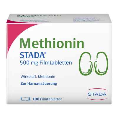 Methionin Stada 500 mg Filmtabletten  bei Apotheke.de bestellen