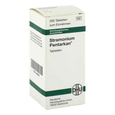 Stramonium Pentarkan Tabletten  bei Apotheke.de bestellen
