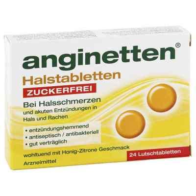 Anginetten Halstabletten zuckerfrei  bei Apotheke.de bestellen