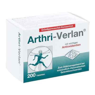 Arthri Verlan Tabletten  bei Apotheke.de bestellen