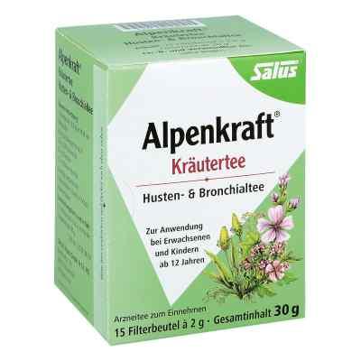 Alpenkraft Husten- und Bronchialtee Salus  bei Apotheke.de bestellen