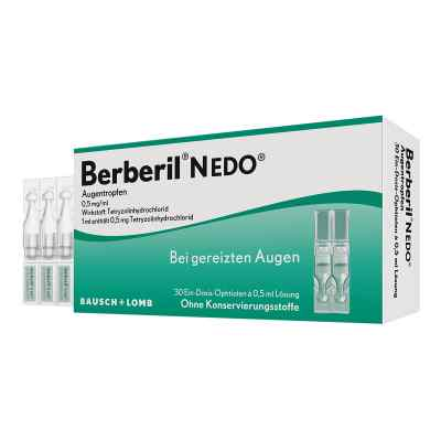 Berberil N EDO Augentropfen  bei Apotheke.de bestellen