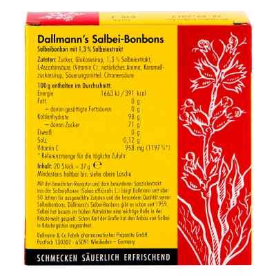 Dallmann's Salbeibonbons mit Vitamin C .  bei Apotheke.de bestellen