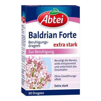 Abtei Baldrian forte Beruhigungsdragees  bei Apotheke.de bestellen