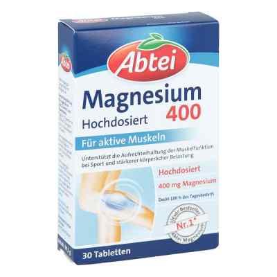 Abtei Magnesium 400 Tabletten  bei Apotheke.de bestellen