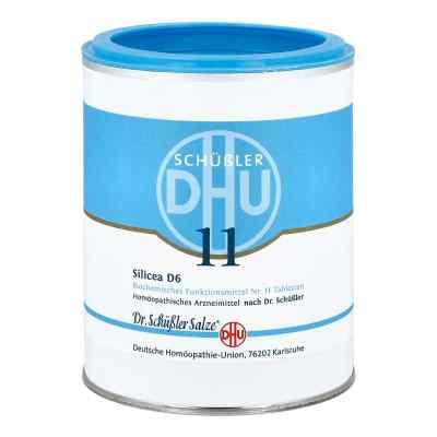 Biochemie Dhu 11 Silicea D6 Tabletten  bei Apotheke.de bestellen