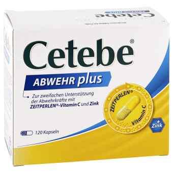 Cetebe Abwehrplus Kapseln