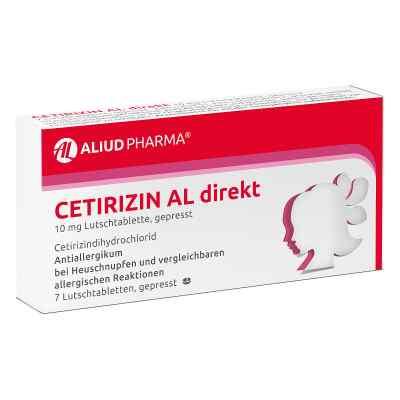 Cetirizin AL direkt  bei Apotheke.de bestellen