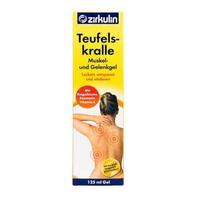 Zirkulin Teufelskralle Muskel-u.gelenkgel  bei Apotheke.de bestellen