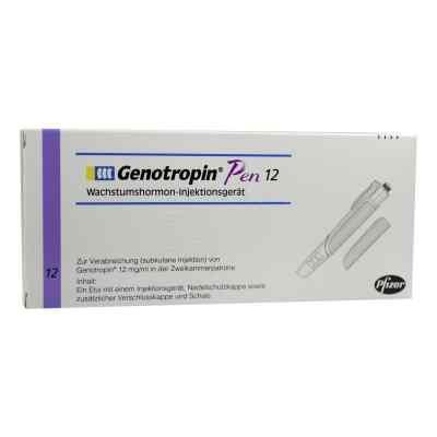 Genotropin Pen 12 mg bunt  bei Apotheke.de bestellen