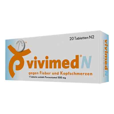 Vivimed N gegen Fieber und Kopfschmerzen  bei Apotheke.de bestellen