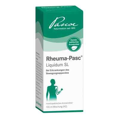 Rheuma Pasc Liquidum Sl Mischung  bei Apotheke.de bestellen