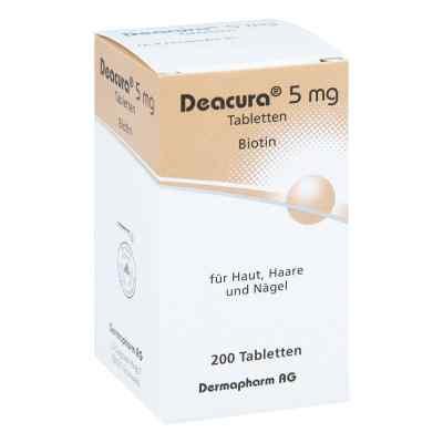 Deacura 5 mg Tabletten  bei Apotheke.de bestellen