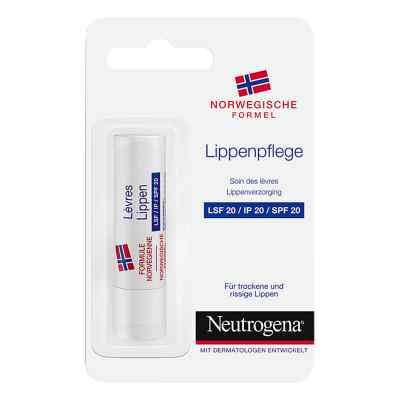Neutrogena norweg.Formel Lippenpflegestift Lsf 20  bei Apotheke.de bestellen