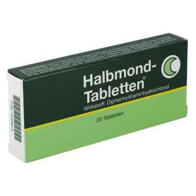 Halbmond-Tabletten 50mg  bei Apotheke.de bestellen
