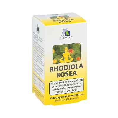 Rhodiola Rosea Kapseln 200 mg  bei Apotheke.de bestellen