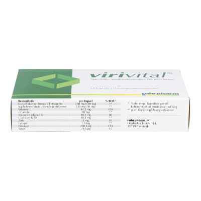 Virivital Kapseln  bei Apotheke.de bestellen