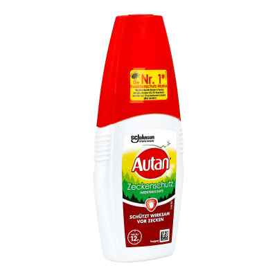 Autan Protection Plus Zeckenschutz Pumpspray