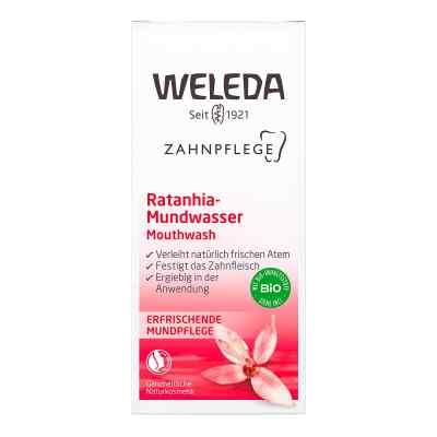 Weleda Ratanhia Mundwasser  bei Apotheke.de bestellen