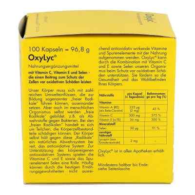 Oxylyc Kapseln  bei Apotheke.de bestellen