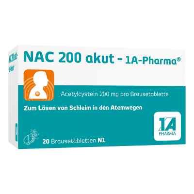 NAC 200 akut-1A Pharma  bei Apotheke.de bestellen