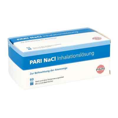 Pari Nacl Inhalationslösung Ampullen  bei Apotheke.de bestellen
