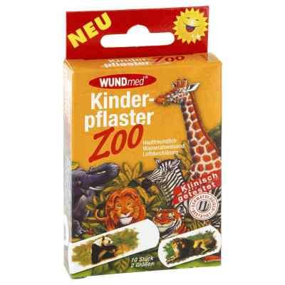 Kinderpflaster Zoo 2 Grössen  bei Apotheke.de bestellen