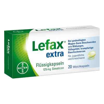 Lefax extra Flüssig Kapseln  bei Apotheke.de bestellen