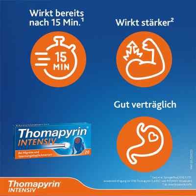 Thomapyrin INTENSIV bei Migräne & Kopfschmerzen  bei Apotheke.de bestellen