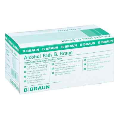 Alcohol Pads B.braun Tupfer  bei Apotheke.de bestellen