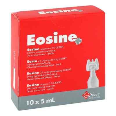Eosin 2% wässrige Pflegelösung steril  bei Apotheke.de bestellen