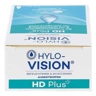 Hylo-vision Hd Plus Augentropfen  bei Apotheke.de bestellen