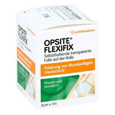 Opsite Flexifix Pu Folie 5 cmx1 m unsteril Rolle  bei Apotheke.de bestellen