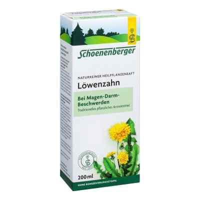 Löwenzahn Saft Schoenenberger  bei Apotheke.de bestellen