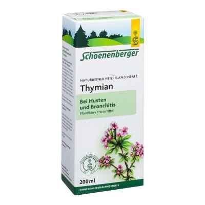 Thymiansaft Schoenenberger  bei Apotheke.de bestellen