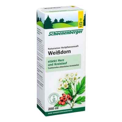 Weißdornsaft Schoenenberger  bei Apotheke.de bestellen